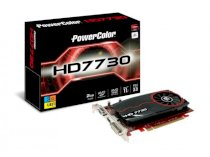 PowerColor AX7730 (Radeon HD7730 2GB GDDR3, 128bit)