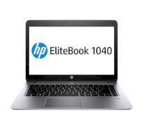 HP EliteBook Folio 1040 G1 (Intel Core i5-4300U 1.9GHz, 8GB RAM, 180GB SSD, VGA Intel HD Graphics 4400, 14 inch, Windows 7 Professional 64 bit)