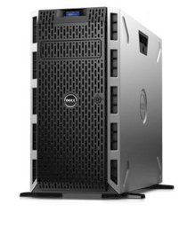 Dell PowerEdge T630 E5-2640v3 (Intel Xeon E5-2640v3 2.6Ghz, Ram 8GB, HDD 1x Dell 1TB, DVD ROM, Raid Perc H330 (0,1,5,10), PS 495W)