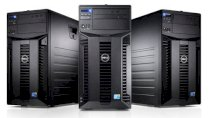 Dell PowerEdge T310 (Intel Xeon Quad Core X3440 2.53, Ram 4GB, HDD 3x500GB, Raid PERC H200 (0,1,10), DVDRW)