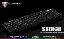 MOTOSPEED K81 RGB RAINBOW