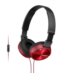 Tai nghe Sony MDR-ZX310AP Red