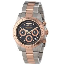 Đồng hồ nam Invicta Invicta Men's 6932 Speedway Professional Collection Chronograph 18k Rose Gold-Plated and Stainless Steel Watch