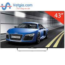 Tivi Smart Sony KD-43X8300C (43 inch, Smart TV)