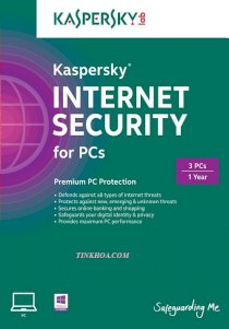 Kaspersky Internet Security 2016 1Year/ 1PC