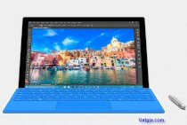 Microsoft Surface Pro 4 (Intel Core i5, 4GB RAM, 128GB SSD, 12.3 inch, Windows 10 Pro) WiFi Model