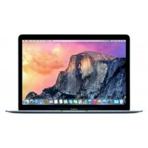 Apple MacBook MJY42LL/A (Intel Core M 1.2GHz, 8GB RAM, 512GB HDD, VGA Intel HD Graphics 5300, 12-Inch, MAC OS X Yosemite) Space Gray