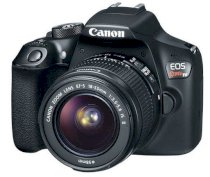 Canon EOS Rebel T6 (EOS 1300D) (EF-S 18-55mm F3.5-5.6 IS II) Lens Kit