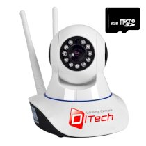 Camera IP wifi DiTech