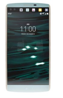 LG V10 H900 32GB Ocean Blue for AT&T