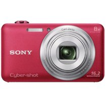Sony Cyber-shot DSC-WX80/R Red