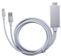 Cáp iPhone 5/6/Ipad to HDMI tivi