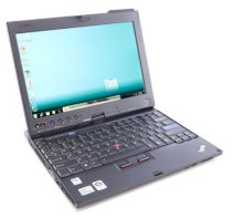 Lenovo ThinkPad X200 (Intel Core 2 Duo SL9300 1.6GHz, 2GB RAM, 500GB HDD, VGA Mobile Intel 4 Series Chipset Family, 12.1 inch, Windows 7 Profesional)