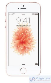 Apple iPhone SE 16GB Rose Gold (Bản quốc tế)