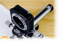 Ống nối Canon FD Auto Bellows With Double Cable Release