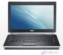 Dell Latitude E6520 (Intel Core i7-2620M 2.7GHz, 8GB RAM, 320GB HDD, VGA NVIDIA Quado NVS 4200M, 15.6 inch, PC DOS)