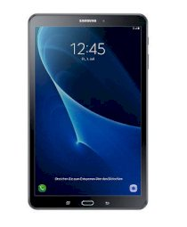 Samsung Galaxy Tab A 10.1 (2016) (SM-T585) (Octa-Core 1.6GHz, 2GB RAM, 16GB Flash Driver, 10.1 inch, Android OS, v6.0) WiFi, 4G LTE Model Metallic Black