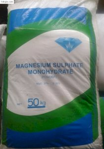 Magnesium Sulphate Monohydrate - MGSO4.H2O (TQ)