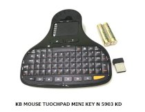 Keyboard mouse Touchpad MINI KEY N5903