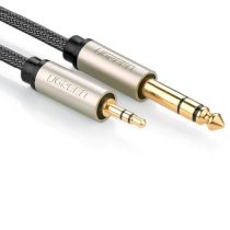 Cáp Audio 3.5mm to 6.5mm 3M Ugreen 10629 (2870)