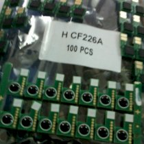 Chip hộp mực máy in HP 26A