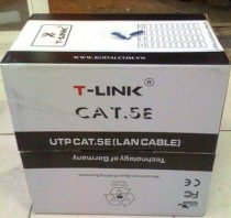 Dây Cable Mạng TLink 305M UTP Cat5E (Cuộn)