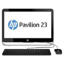 HP Pavilion 23-Q167D AiO (P4M46AA) PC Touch (Intel Core i5-6400T 2.2Ghz, 8GB RAM, 1TB HDD, VGA AMD R7 A360 2GB, 23 inch Touch Screen, Windows 10)