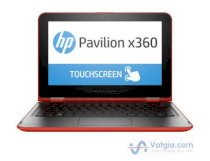 HP Pavilion x360 11-k108TU (P3D42PA)(Intel Pentium N3700 1.6GHz, 4GB RAM, 500GB HDD, VGA Intel HD Graphics, 11.6 inch Touch Screen, Windows 10 Home  64 bit)
