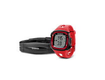 Đồng hồ thông minh Garmin Forerunner 15 Red/Black Large Watch with Heart Rate Monitor
