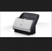Scan Canon DR M160 II