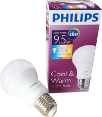 Bóng đèn led Philips Scene Switch 9,5W