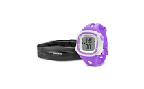 Đồng hồ thông minh Garmin Forerunner 15 Violet/White Large Watch with Heart Rate Monitor