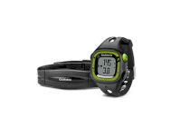 Đồng hồ thông minh Garmin Forerunner 15 Black/Green Large Watch with Heart Rate Monitor