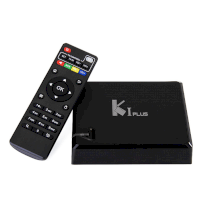 Android Tivi Box K1 Plus (Đen)