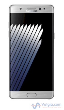 Samsung Galaxy Note 7 (SM-N930W8) Silver Titanium for North America