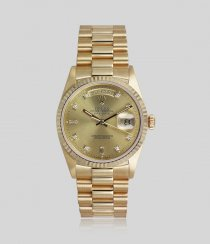 ĐỒNG HỒ NAM CAO CẤP AUTOMATIC ROLEX DAY DATE FULL GOLD