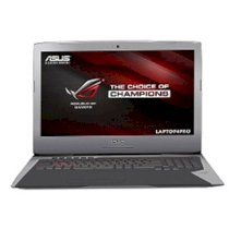 Laptop Asus G752VS-GB066D (Intel Core i7-6820HK 2.60GHz, Ram 16GB DDR4, HDD 1TB + 512G SSD, VGA NVIDIA N17E-G2 8GB DDR5,Màn hình 17.3inch, DOS)