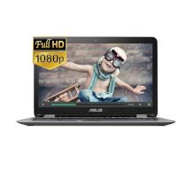 Laptop Asus TP501UA-DN094T (Intel Core i3-6100U 2.3GHz, Ram 4GB DDR3L, HDD 500GB, VGA Intel HD Graphics 520, Display 15.6inch FHD, OS windows 10)