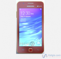 Samsung Z2 Red