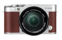 Fujifilm X-A3 (Super EBC XC 16-50mm F3.5-5.6 OIS II) Lens Kit Brown