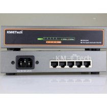 Switch 5 Port  KMETech PSE6504G