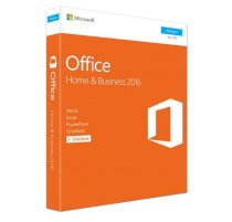 Microsoft Office Home and Business 2016 32 BIT/x64 English APAC EM DVD P2 (T5D-02695)