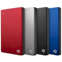 Box HDD Seagate Backup Plus Slim (Đen)