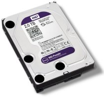 Western Digital Caviar Purple - 2TB - IntelliPower - 64MB cache - Sata 6 Gb/s (WD20PURX)