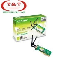 Card thu wifi PCI TP-Link TL-WN851ND 300Mbps