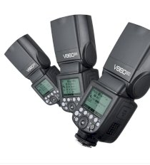 Đèn Flash Godox V860IIC for Canon
