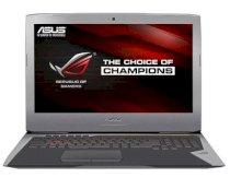 Asus G752VM-GC066T (Intel Core i7-6700HQ 2.6GHz, 32GB RAM, 1256GB (256GB SSD + 1TB HDD), VGA NVIDIA GeForce GTX 1060, 17.3 inch, Windows 10)