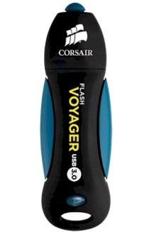 Corsair Voyager 64GB USB 3.0 Flash Drive - CMFVY3A-64GB