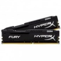 RAM Kingston CL15 HyperX Fury 8GB (2x4GB) DDR4 (2666) (HX426C15FBK2/8)