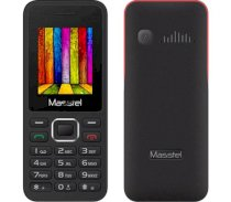 Masstel A136 Black-Red